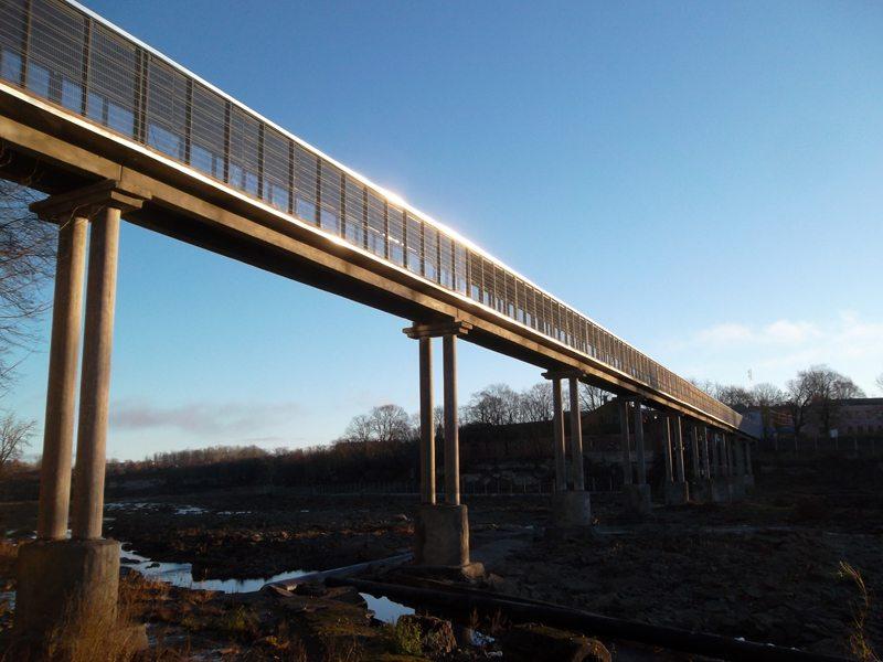 Narva piiripunkti rekonstrueerimis- ja ehitustööd