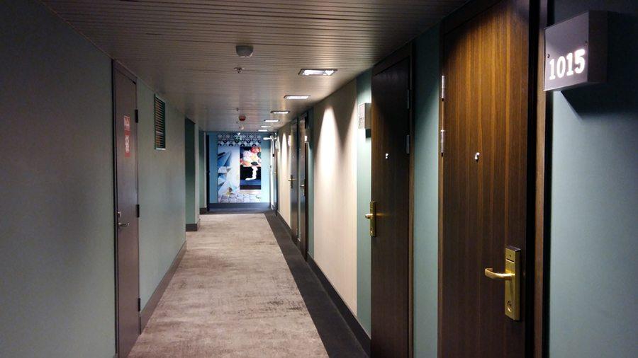 Hotell Olümpia renoveerimine korrustel 4 – 12
