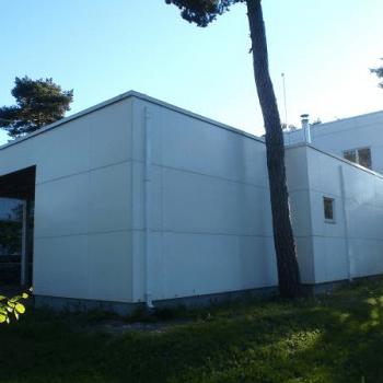 Eramu ehitus Toome puiesteel