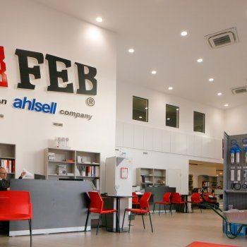 FEB AS kesklao ehitus- ja viimistlustööd